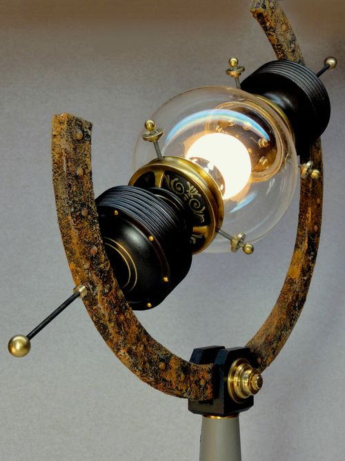 Arc Light 3.4 side view-close up