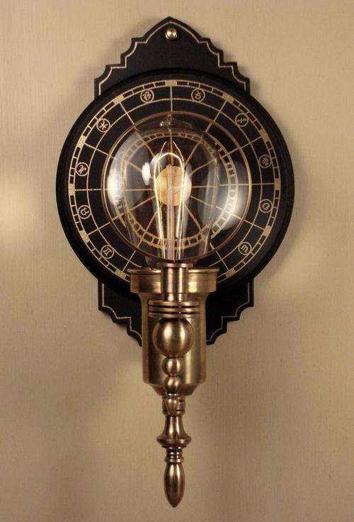 Art Donovan- Parrish- Carriage Lantern