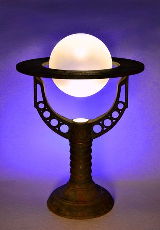New Globe Lamp