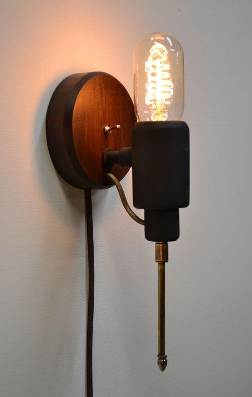 couchette ii pin up wall light art donovan extraordinary custom