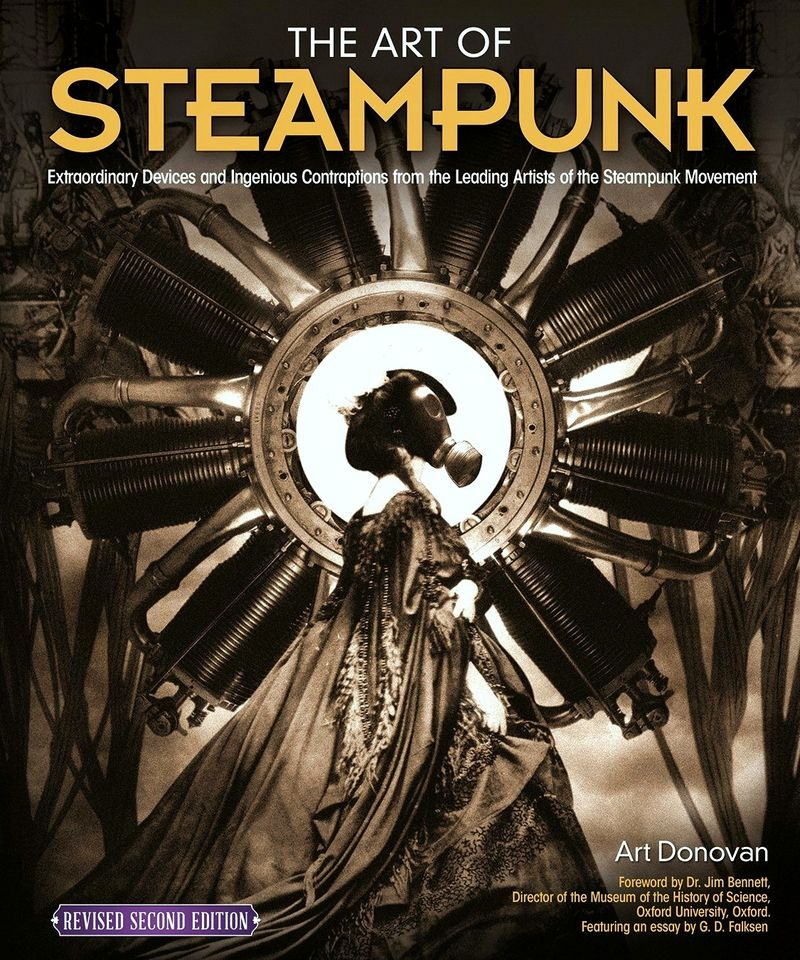 NEW. Summer 2013. The Art of Steampunk-Second Edition