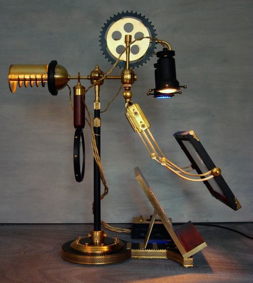 Ferryman Research Lamp