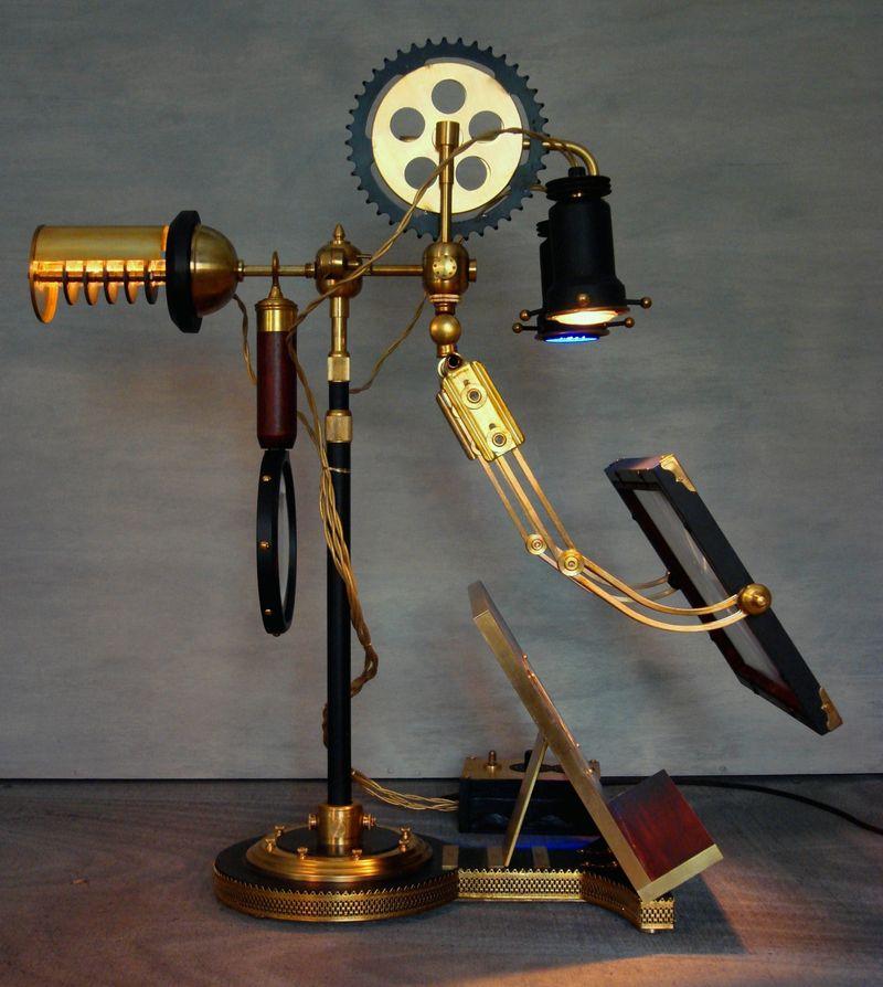 Ferryman Research Lamp