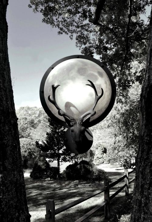 The Hollows Beacon black and white