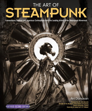 The Art of Steampunk Volume 2