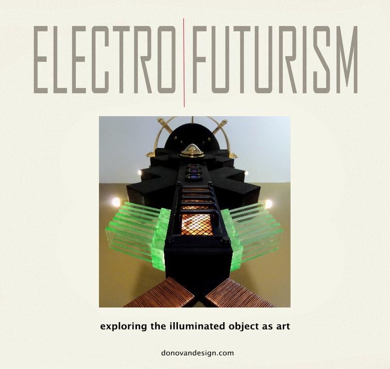 ELECTRO FUTURISM
